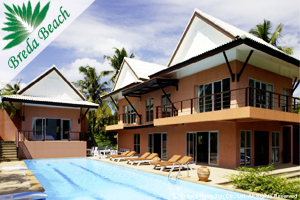 Baan Malisa Luxury Pool Villa - sleeps up to 4
